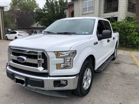 2017 Ford F-150 for sale at Northtown Auto Center in Houston TX