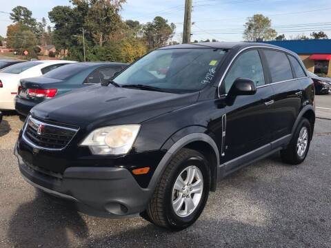2008 Saturn Vue for sale at CAR STOP INC in Duluth GA