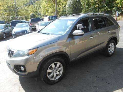 2011 Kia Sorento for sale at AUTOS-R-US in Penn Hills PA