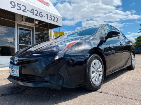 2016 Toyota Prius for sale at Mainstreet Motor Company in Hopkins MN