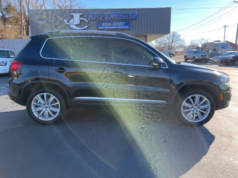 2012 Volkswagen Tiguan for sale at JC AUTO CONNECTION LLC in Jefferson City MO