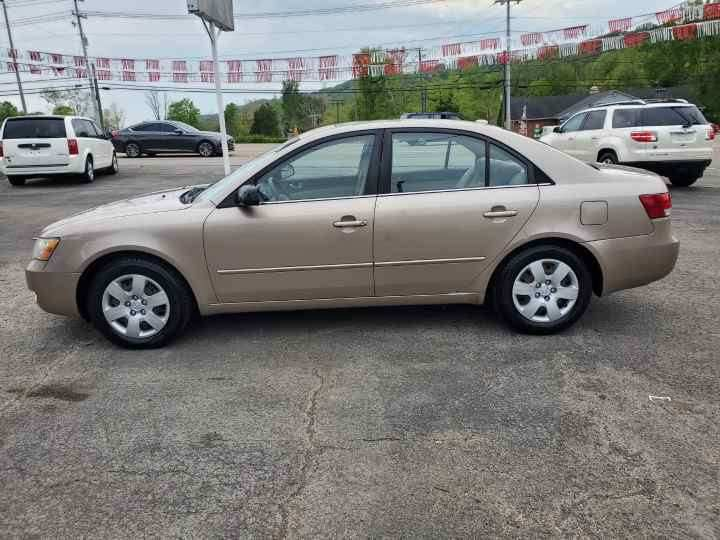 2008 Hyundai Sonata for sale at Knoxville Wholesale in Knoxville TN