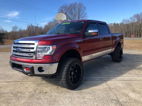 2013 Ford F-150 for sale at Priority One Auto Sales in Stokesdale NC
