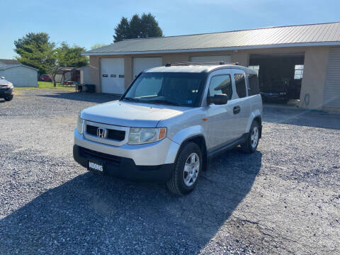2010 Honda Element for sale at US5 Auto Sales in Shippensburg PA