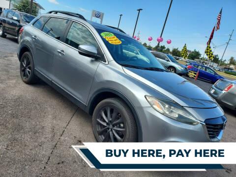 2015 Mazda CX-9 for sale at 1st Choice Auto L.L.C in Oklahoma City OK