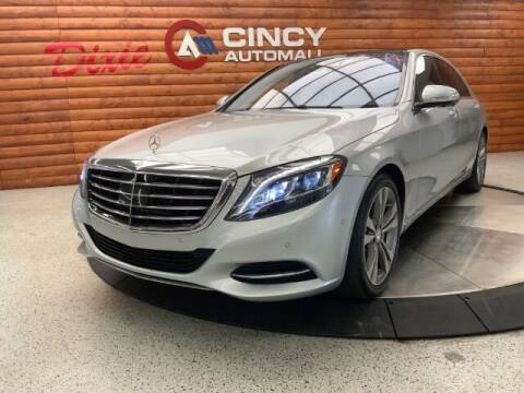2016 Mercedes-Benz S-Class for sale at Dixie Motors in Fairfield OH