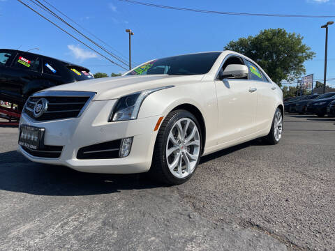 2014 Cadillac ATS for sale at 5 Star Auto Sales in Modesto CA