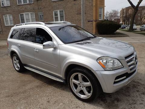 2011 Mercedes-Benz GL-Class for sale at OUTBACK AUTO SALES INC in Chicago IL