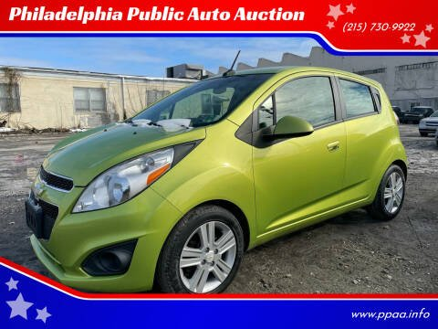 2013 Chevrolet Spark for sale at Philadelphia Public Auto Auction in Philadelphia PA