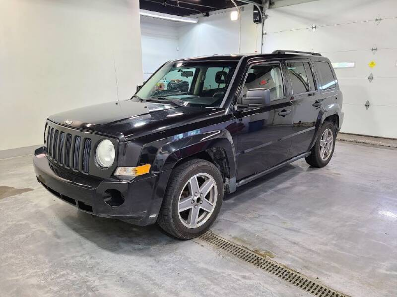 2008 Jeep Patriot for sale at Redford Auto Quality Used Cars in Redford MI