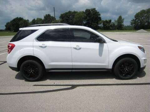 2017 Chevrolet Equinox for sale at FINNEY'S AUTO & TRUCK in Atlanta IN