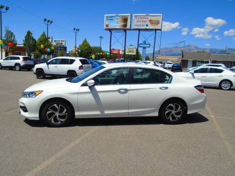 2017 Honda Accord for sale at Smart Buy Auto Sales in Ogden UT
