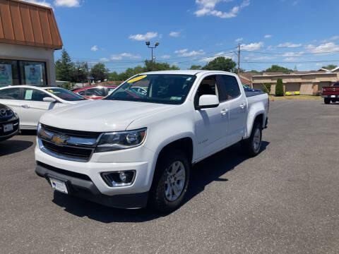 2016 Chevrolet Colorado for sale at Majestic Automotive Group in Cinnaminson NJ