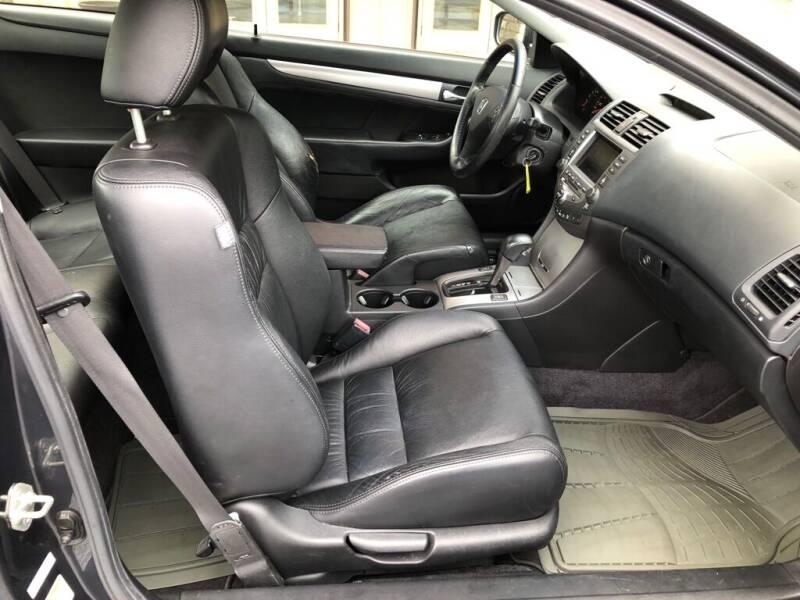 2007 Honda Accord EX 2dr Coupe (2.4L I4 5A) - Savannah GA