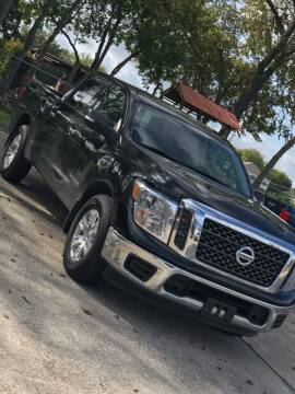 2017 Nissan Titan for sale at USA Car Sales in Houston TX