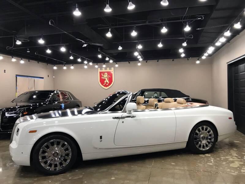 2013 Rolls-Royce Phantom Drophead Coupe for sale in Louisville, KY
