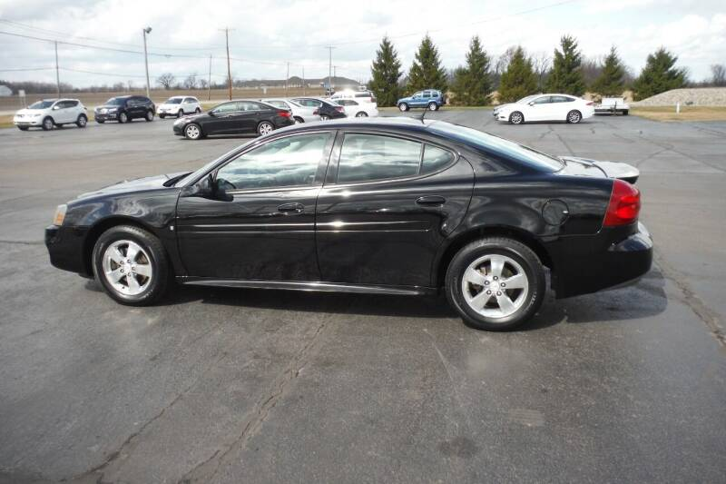 2008 Pontiac Grand Prix for sale at Bryan Auto Depot in Bryan OH