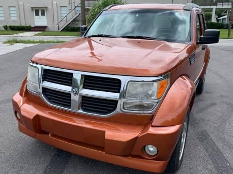 2009 Dodge Nitro for sale at Consumer Auto Credit in Tampa FL