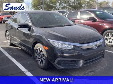 2016 Honda Civic for sale at Sands Chevrolet in Surprise AZ