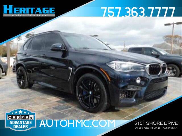 2016 BMW X5 M for sale in Virginia Beach, VA