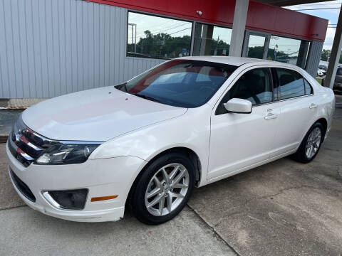 2012 Ford Fusion for sale at Baton Rouge Auto Sales in Baton Rouge LA