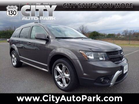 2017 Dodge Journey for sale at City Auto Park in Burlington NJ