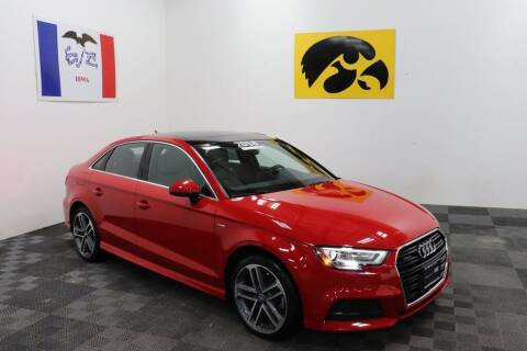 2018 Audi A3 for sale at Carousel Auto Group in Iowa City IA