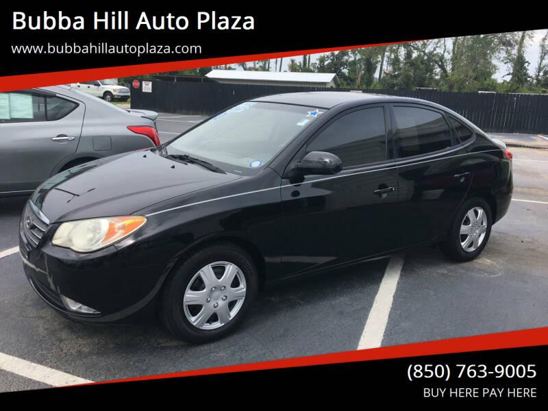 2010 Hyundai Elantra for sale at Bubba Hill Auto Plaza in Panama City FL