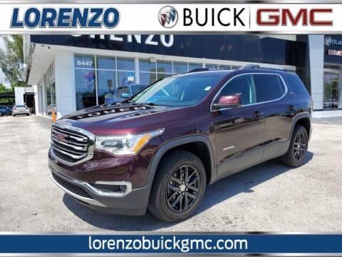 2018 GMC Acadia for sale at Lorenzo Buick GMC in Miami FL