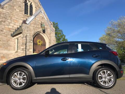 2018 Mazda CX-3 for sale at Reynolds Auto Sales in Wakefield MA