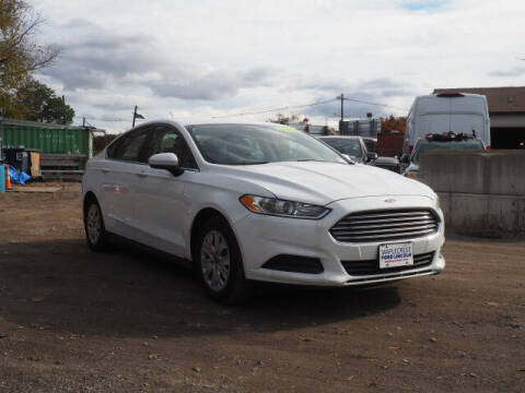 2014 Ford Fusion for sale at MAPLECREST FORD LINCOLN USED CARS in Vauxhall NJ