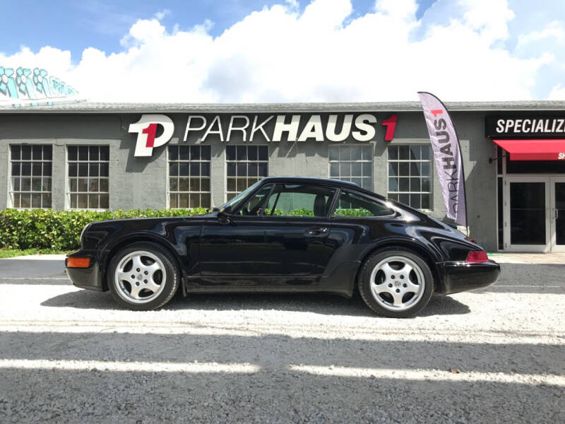 1994 Porsche 911 for sale at PARKHAUS1 in Miami FL