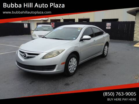 2010 Mazda MAZDA6 for sale at Bubba Hill Auto Plaza in Panama City FL