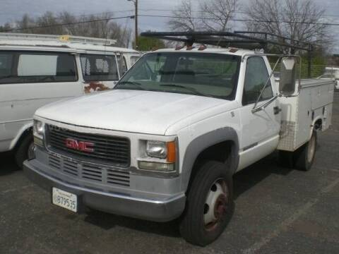 2002 GMC C/K 3500 Series for sale at Dorn Brothers Truck and Auto Sales in Salem OR
