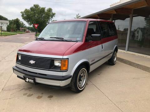 1987 Chevrolet Astro for sale at Janke Auto Company in Pender NE