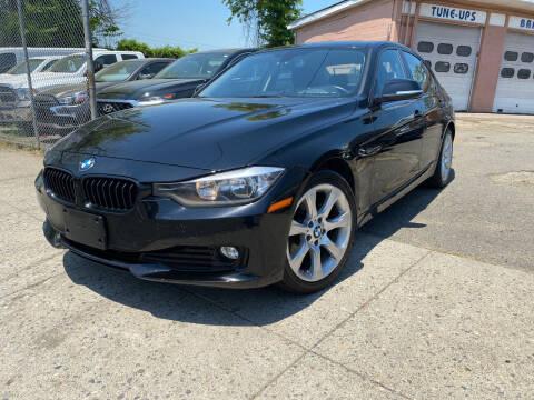 2015 BMW 3 Series for sale at Seaview Motors and Repair LLC in Bridgeport CT