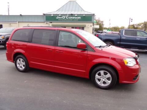 2012 Dodge Grand Caravan for sale at Jim O'Connor Select Auto in Oconomowoc WI