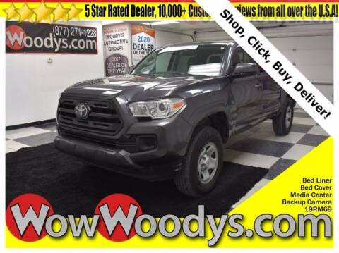 2019 Toyota Tacoma for sale at WOODY'S AUTOMOTIVE GROUP in Chillicothe MO