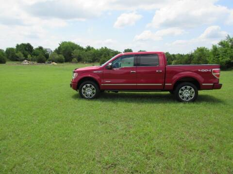 2012 Ford F-150 for sale at Truck World in Augusta KS