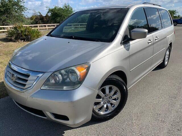 2008 Honda Odyssey for sale at Deerfield Automall in Deerfield Beach FL