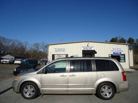 2008 Dodge Grand Caravan for sale at Street Source Auto LLC in Hickory NC