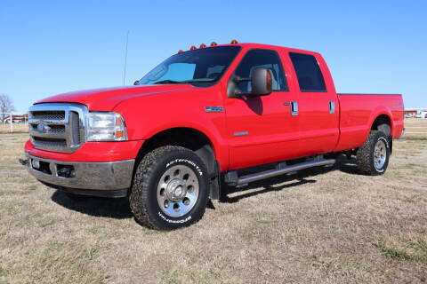 2005 Ford F-350 Super Duty for sale at Liberty Truck Sales in Mounds OK