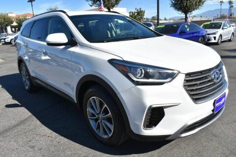 2019 Hyundai Santa Fe XL for sale at DIAMOND VALLEY HONDA in Hemet CA