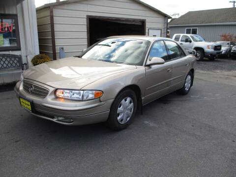 2002 Buick Regal for sale at TRI-STAR AUTO SALES in Kingston NY