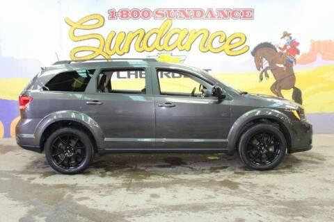 2018 Dodge Journey for sale at Sundance Chevrolet in Grand Ledge MI