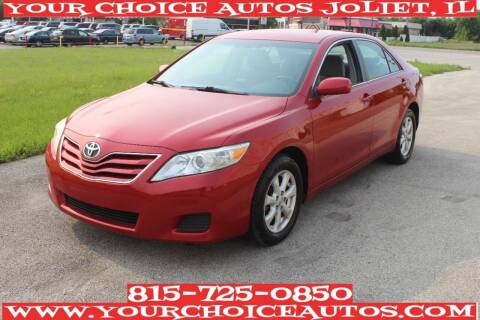 2011 Toyota Camry for sale at Your Choice Autos - Joliet in Joliet IL