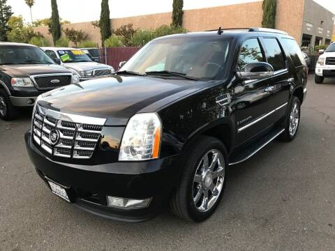 2008 Cadillac Escalade for sale at C. H. Auto Sales in Citrus Heights CA