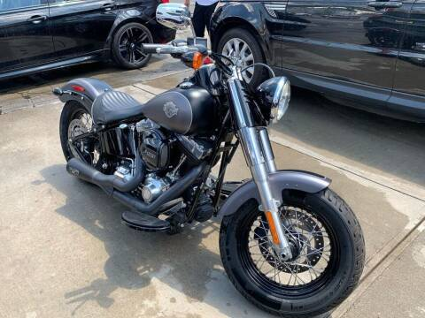 2017 Harley-Davidson FLS SLIM for sale at LIBERTY AUTOLAND INC in Jamaica NY
