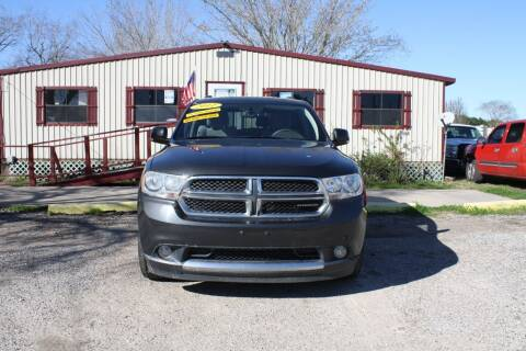 2011 Dodge Durango for sale at Fabela's Auto Sales Inc. in Dickinson TX