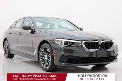 2020 BMW 5 Series for sale at JumboAutoGroup.com in Hollywood FL